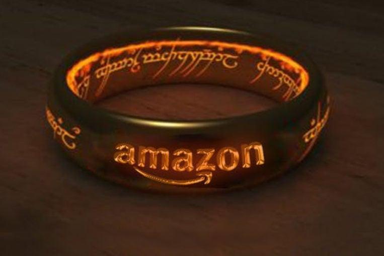 serie amazon el señor de los anillos