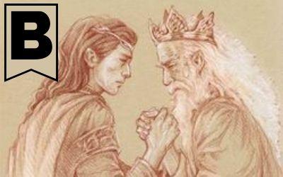 elros rey de númenor
