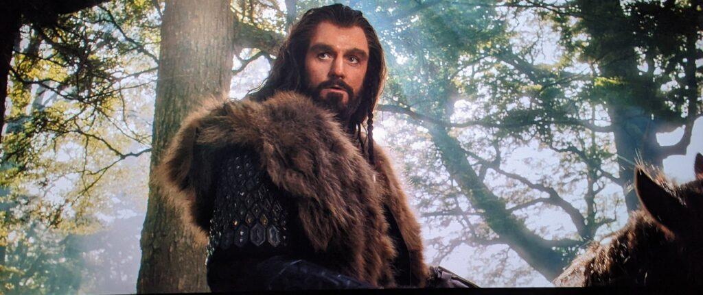 el hobbit 4k