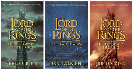 el señor de los anillos libros películas