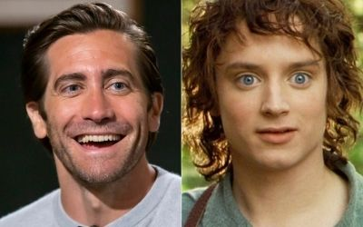 Jake Gyllenhaal Frodo
