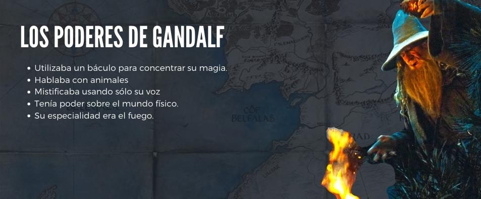 poderes de gandalf