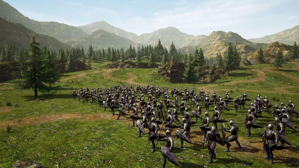 la batalla por la tierra media remasterizada