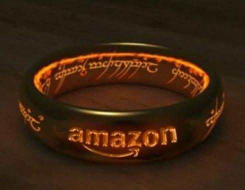 amazon game studio el señor de los anillos