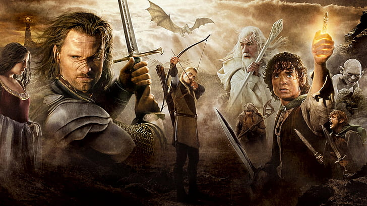 the lord of the rings films