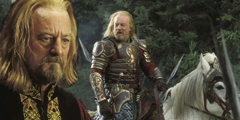 rey theoden