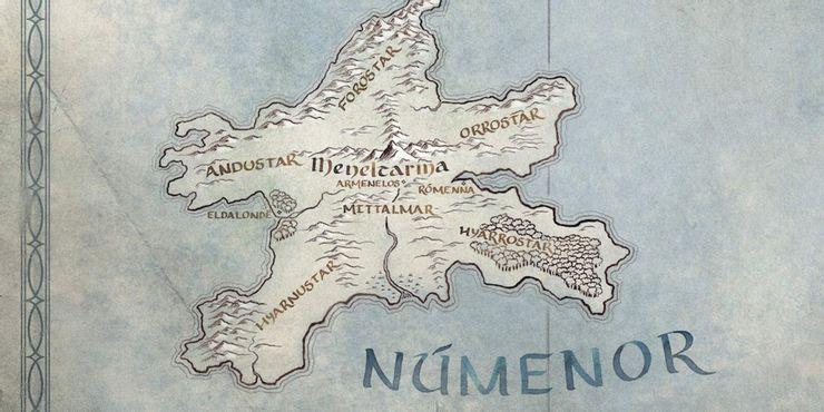 isla numenor