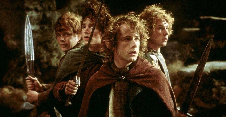 hobbits desnudos