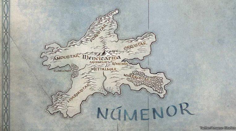 La ausencia de Sauron permite a Amazon centrarse en construir la tierra media