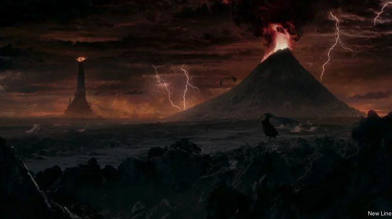 La historia de Sauron tiene un comienzo lento