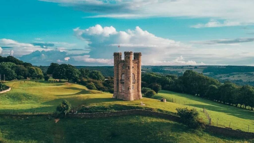 Worcestershire el señor de los anillos
