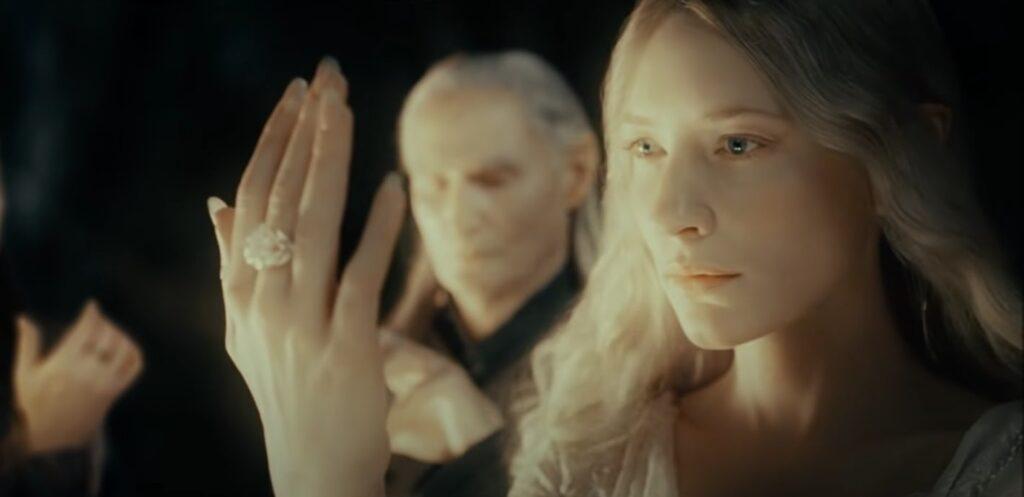 galadriel anillo