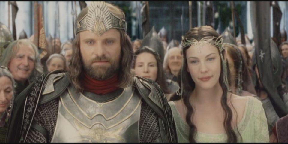 arwen con aragorn